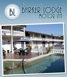 Barker Lodge Motor Inn - Accommodation Find
