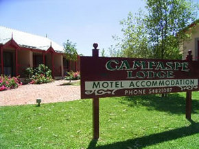 Campaspe Lodge - Accommodation Find
