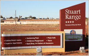 Stuart Range Caravan Park - Accommodation Find
