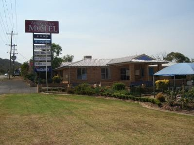 Almond Inn Motel - Accommodation Find