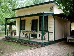 Pioneer Garden Cottages - Accommodation Find