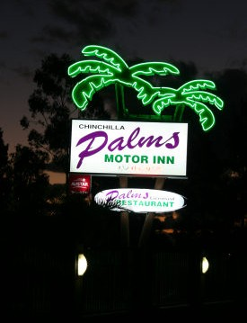 Chinchilla Palms Motor Inn - Accommodation Find