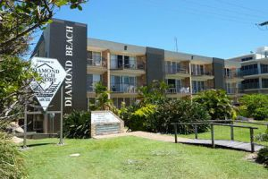 Diamond Beach Resort - Accommodation Find