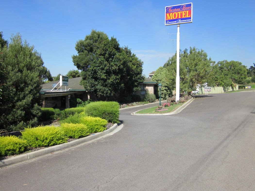 Farnham Court Motel - Accommodation Find