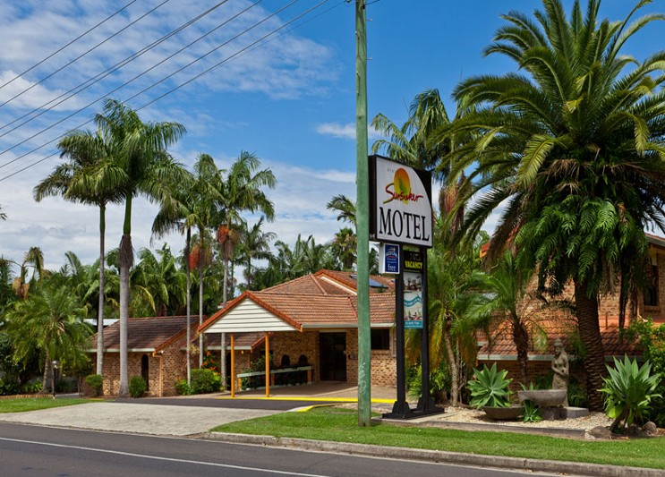 Byron Sunseeker Motel - Accommodation Find