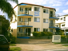 River Sands Holiday Apartments - Accommodation Find