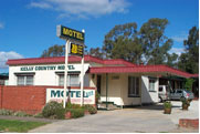 GLENROWAN KELLY COUNTRY MOTEL - Accommodation Find