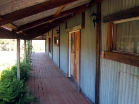 Pike River Woolshed - Accommodation Find