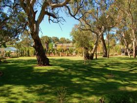 Jacobs Creek Retreat at Moorooroo Park - Accommodation Find