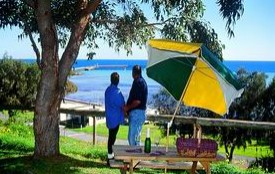 Moonta Bay Caravan Park Cabins - Accommodation Find