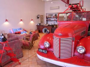 The Fire Station Inn - Residency Penthouse - Accommodation Find
