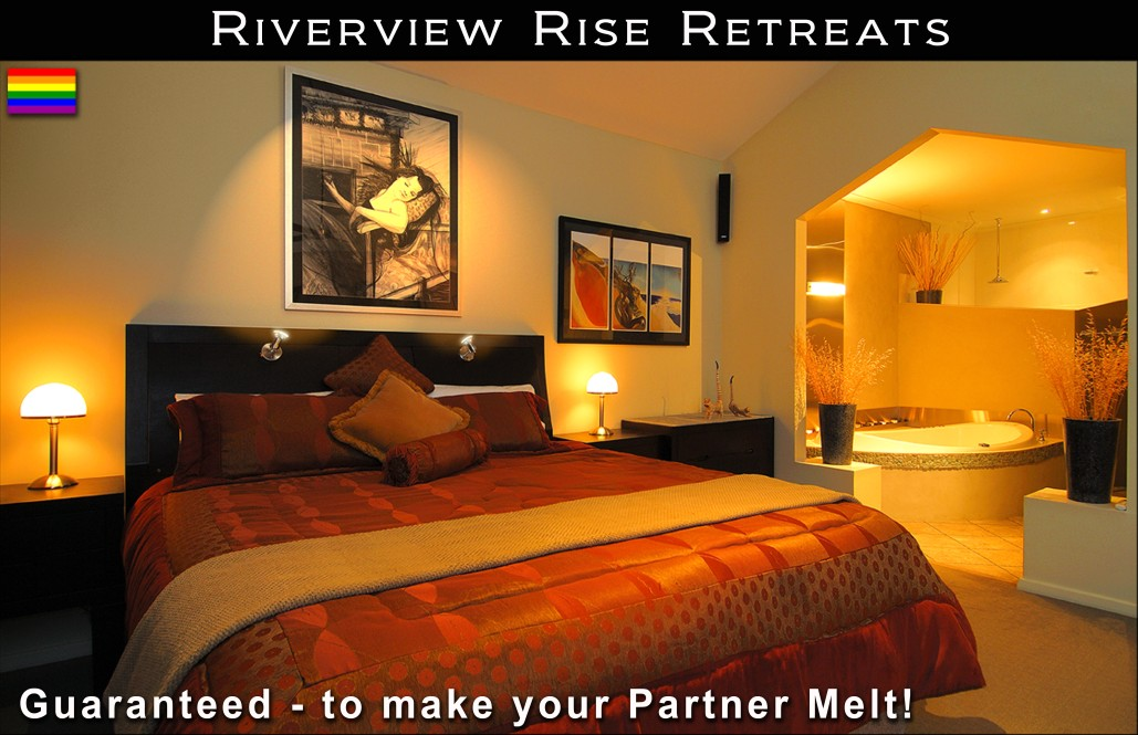 Riverview Rise Retreats - Accommodation Find