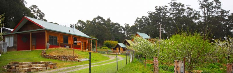 Elvenhome Farm Cottage - Accommodation Find