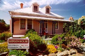 Hanlon House - Accommodation Find
