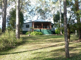 Bushland Cottages and Lodge - Accommodation Find