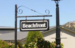 Beachfront Bicheno - Accommodation Find