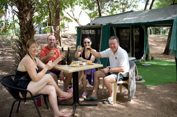 Adels Grove Camping Park - Accommodation Find