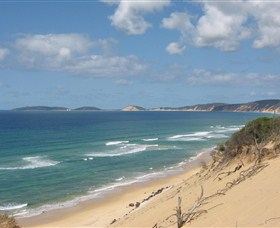 Rainbow Beach Hire-a-camp - Accommodation Find