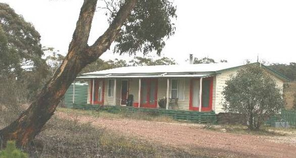 Christmas Tree Cottage - Accommodation Find