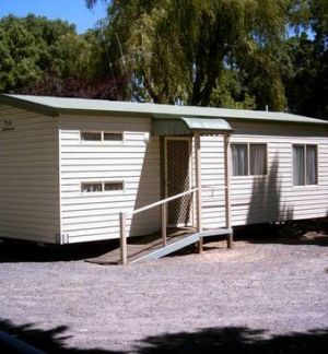 Castlemaine Central Cabin  Van Park - Accommodation Find