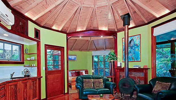 Mt Warning Rainforest Retreat  - Accommodation Find
