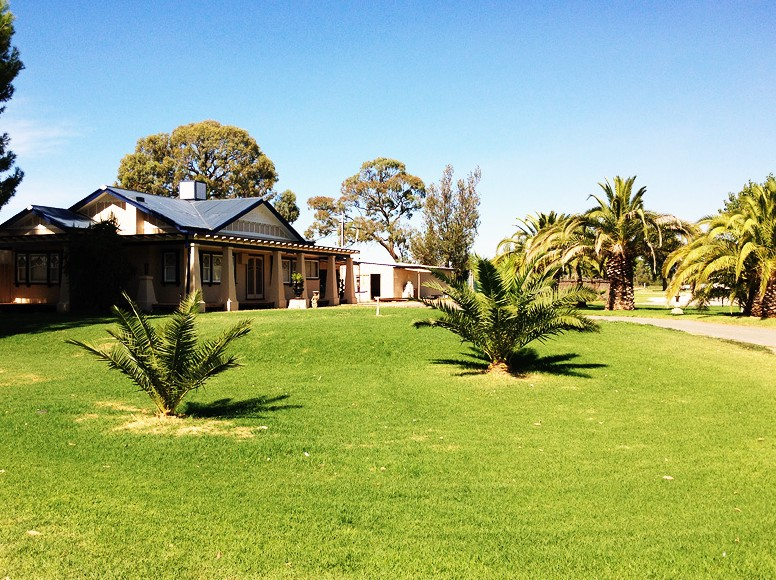 Curlwaa Caravan Park - Accommodation Find