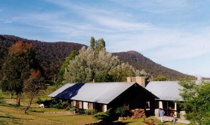 Crackenback Farm Mountain Guesthouse - Accommodation Find