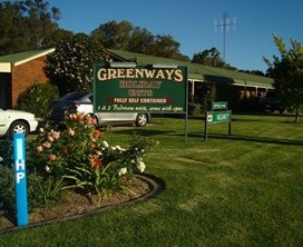 Greenways Holiday Units - Accommodation Find