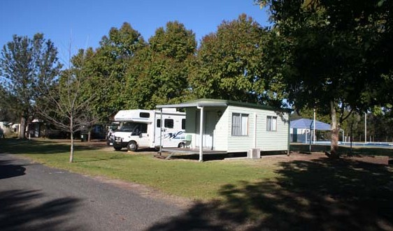 Bingara Riverside Caravan Park - Accommodation Find