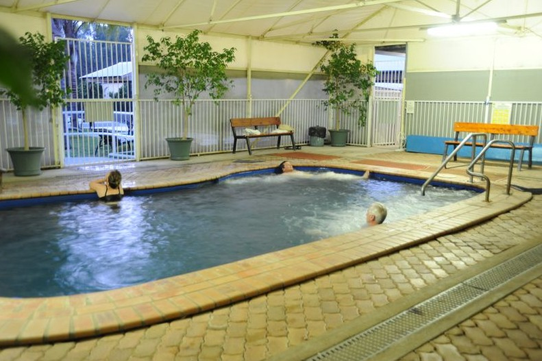 Artesian Spa Motel - Accommodation Find