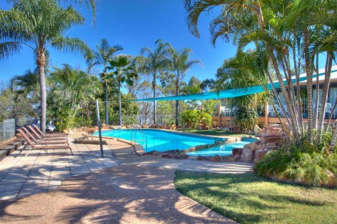 Lake Maraboon Holiday Village - Accommodation Find