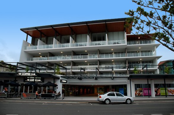 Echelon Apartments Yeppoon - Accommodation Find