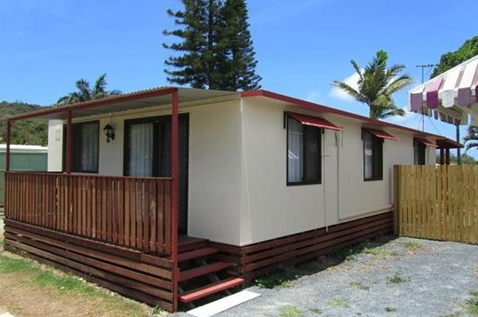 BIG4 Capricorn Palms Holiday Village - Accommodation Find