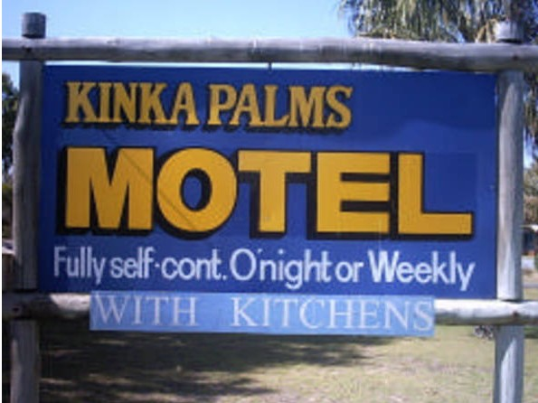 Kinka Palms Beachfront Apartments / Motel - Accommodation Find