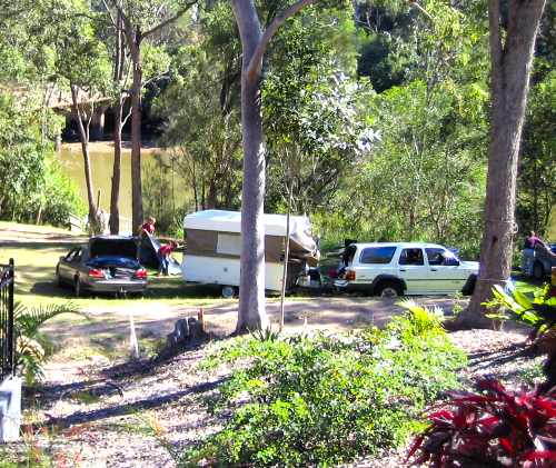 Burrum River Caravan Park - Accommodation Find