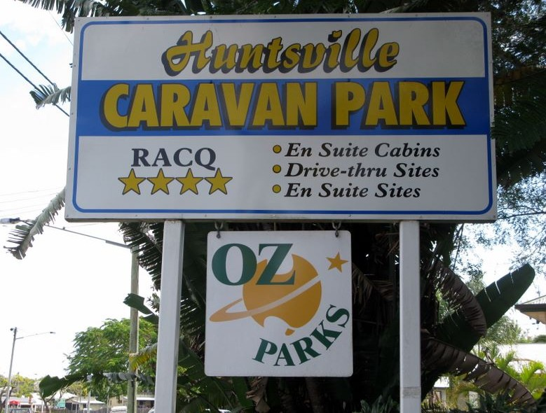 Huntsville Caravan Park - Accommodation Find