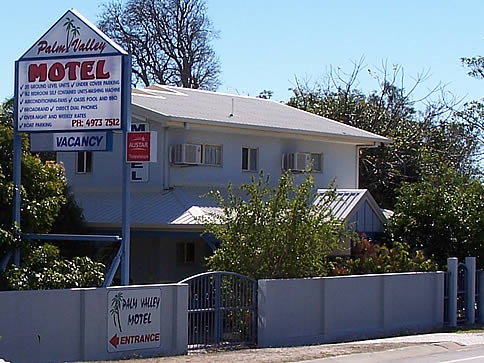 Palm Valley Motel and Self Contained Holiday Units - Accommodation Find