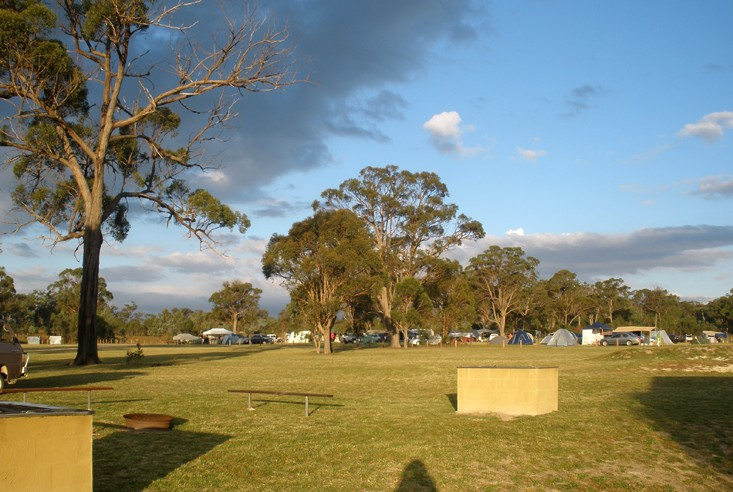 Sommerville Valley Tourist Park - Accommodation Find