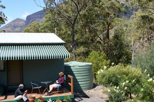 Cave Rock Cottages - Accommodation Find