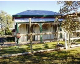 Cunnamulla Cottage Accommodation - Accommodation Find