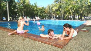 Gold Coast Tourist Parks Kirra Beach - Accommodation Find