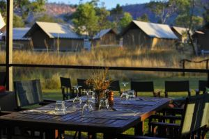 Bell Gorge Wilderness Lodge - Accommodation Find