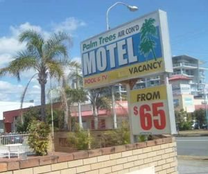 Palm Trees Motel - Accommodation Find