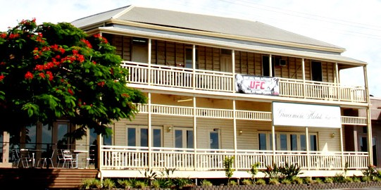 Gracemere Hotel - Accommodation Find