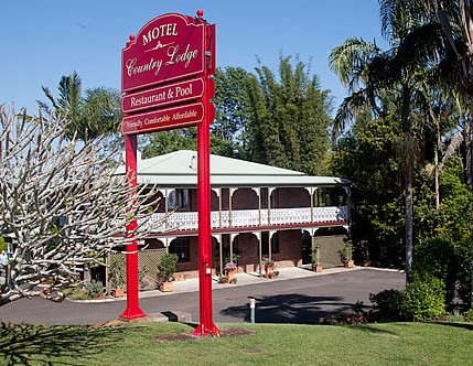 Country Lodge Motel - Accommodation Find