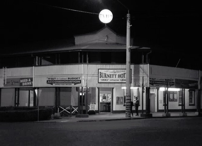 Burnett Hotel - Accommodation Find