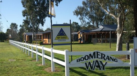 Boomerang Way Tourist Park - Accommodation Find