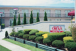 Crest Motor Inn - Accommodation Find