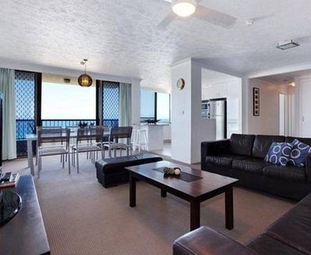 Southern Cross Luxury Apartments - Accommodation Find