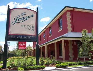 The Lawson Motor Inn - Accommodation Find